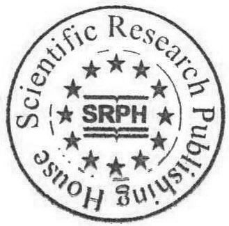 Scientific Research Publishin House